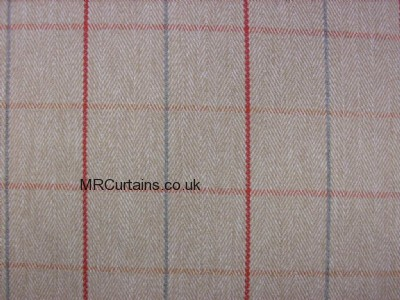 Brodie curtain fabric