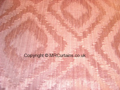 Rose Dust curtain