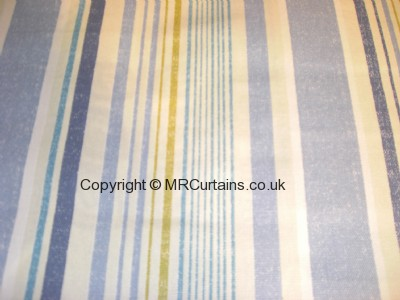 Vintage Blue curtain