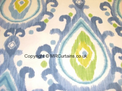 Saki curtain fabric