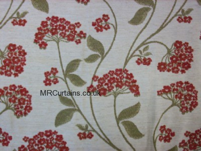 Anise curtain fabric