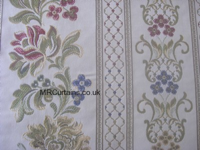 Rockingham curtain fabric