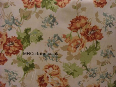 Sotherton (Nouveau Fabric) made to measure curtain