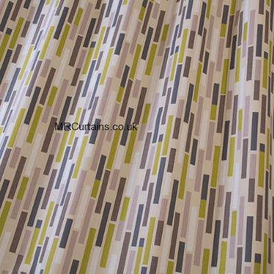 Azari curtain fabric