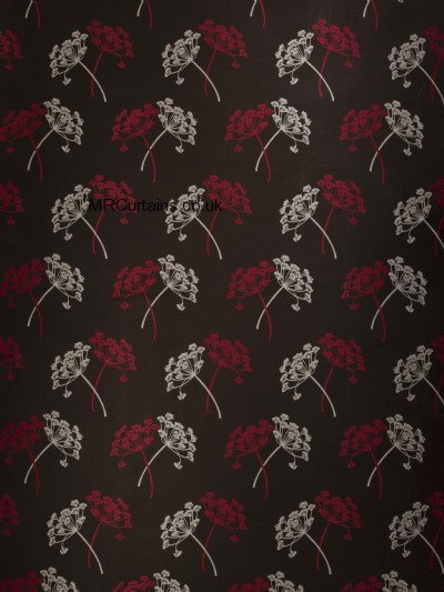Cherry pie curtain
