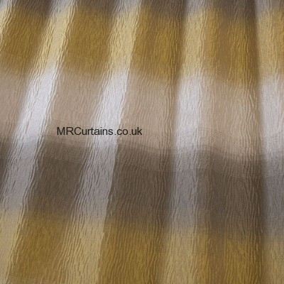 Ombre made to measure curtain
