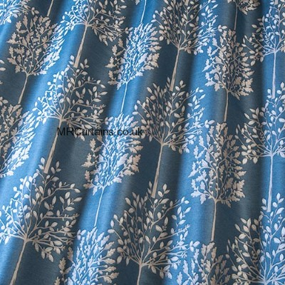 Orchard curtain fabric