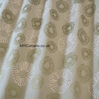 Spiragira curtain fabric
