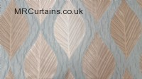 Duckegg curtain fabric material