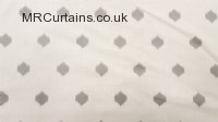Cowes curtain fabric