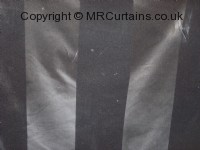 Stripes curtain fabric