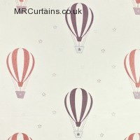 Baloon curtain fabric