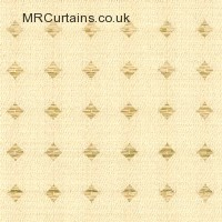 Champagne curtain fabric material
