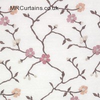 Iona curtain fabric