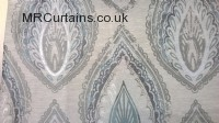 Mercury curtain fabric
