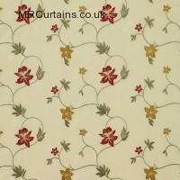 Milly curtain fabric