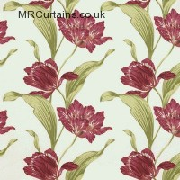Tulip curtain fabric