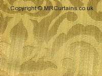 Pistachio curtain fabric material