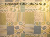 View Roman Blind by Bill Beaumont Textiles