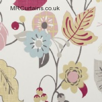 Folia curtain fabric