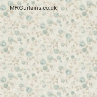 Maude curtain fabric