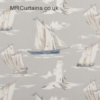 Skipper curtain fabric