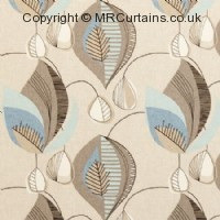 Starlight curtain fabric