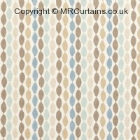 Twist curtain fabric