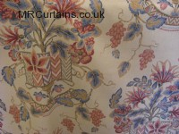 Gabriel (Nouveau Fabric) curtain fabric