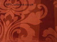 Camden Stripe curtain fabric