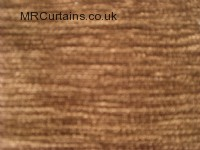 Coffee curtain fabric material