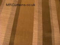 Olive curtain fabric material