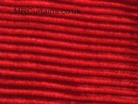 Rosso curtain fabric material