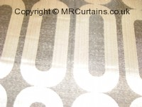 Circuit curtain fabric