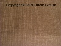 Amber curtain fabric material