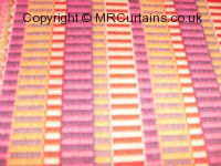 Heights curtain fabric