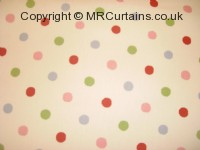 Millie curtain fabric