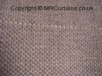 Linen curtain fabric material