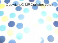 Cornflower Blue curtain fabric material