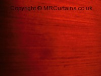 Scarlet curtain fabric material