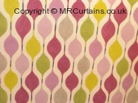 Verve curtain fabric