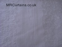 Arran curtain fabric