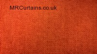 Basketweave curtain fabric