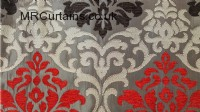 Legacy curtain fabric