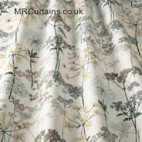 Hedgerow curtain fabric