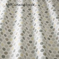 Laurel curtain fabric