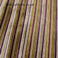 Damson curtain fabric material