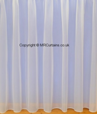 807 (Plain Voile) net curtain