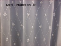 1496 (Embroidered Voile) net curtain