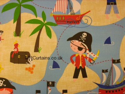 Nautical curtain